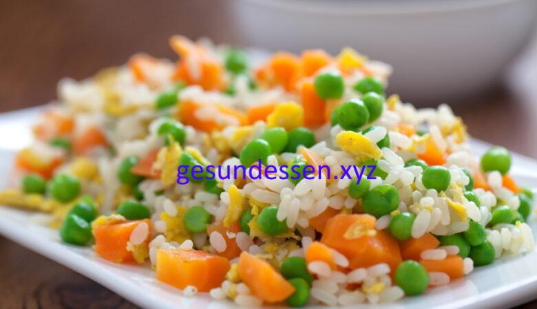 Nuetzliche Eigenschaften von Reis