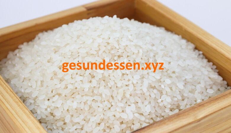 Aufguss von Reis gegen Arthritis und Rheuma